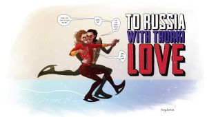 To Russia With Thorki Love by frogsfortea