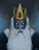 Ice King by mykmykmyk