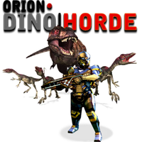 Orion Dino Horde by POOTERMAN