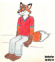 Hello Everyone! My Name is Antho by AnthoFur