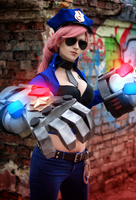 Here Comes Vi by JokerLolibel