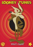 Wile E. Coyote by momarkey