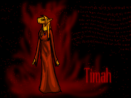 Timah by Unigirl3