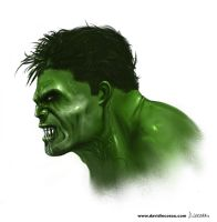 Hulk by D--CO