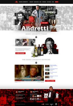 - Mario Andretti - by loveinjected