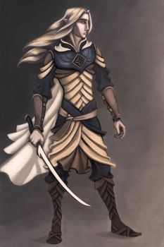 Glorfindel of the Golden Flower by 89ravenclaw