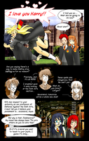 Harry Potter Comic by Aishitai