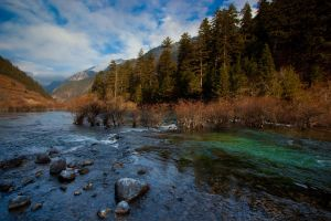 Mountain Creek 11222256 by StockProject1