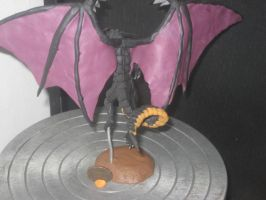 FF7 Bahamut 3 by allaboutnothing