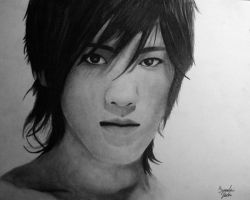 Jin Akanishi by AvianFighter