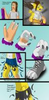 Attack of the Purple Sleeve by Banana-of-Doom2000