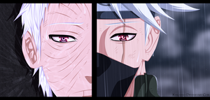 Naruto 655 - Feelings and Words by kvequiso