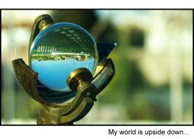 My world is upside down by Osiriseye