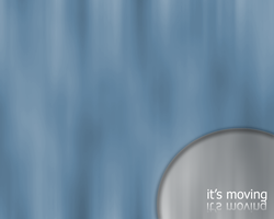 it's moving by CoolRik