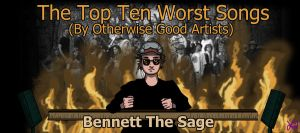 Top 10 Worst- Bennett by TheButterfly