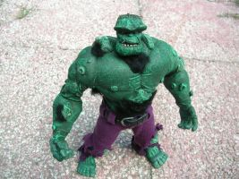 Here Comes the HULK!! by TBolt66