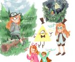 I in Gravity Falls 2 by Cat-Sin