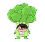 Broccoli Levi by Wowza-Wowzers