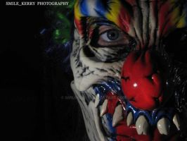 clowns in the dark by SmileKerry