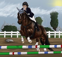 .:New Champ:. by RvS-RiverineStables