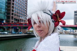 Amaterasu in the Wharf 3 by TPJerematic