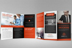 Corporate Trifold Brochure by Jabinhossain