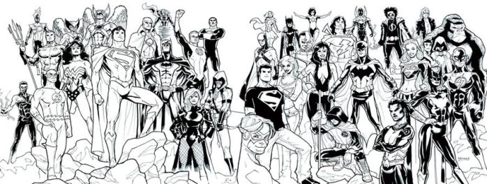 DC Icons 2011 Composite by guinnessyde