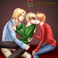 APH - Merry Christmas by sessystalker