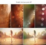 Free Bokeh texture pack 1 by DianaGrigore