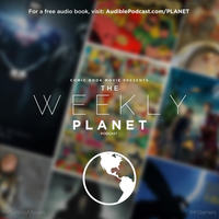 THE WEEKLY PLANET PODCAST - BACKDROP by MrSteiners