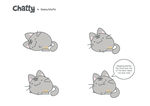 Chatty #25 by Daieny