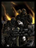 Army of Two by DnaTemjin