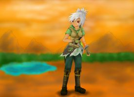 Riven: The Exile by Jarel-Sayalang