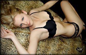 sulty kitten by VintageImagery