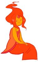 Flame Princess by DrunkZombies