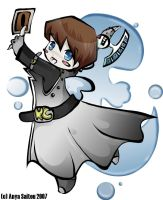 .::Seto and the bubble BEWD::. by Fuerst-der-Hoelle616