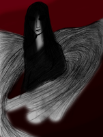 Dark Angel by Luciferspet