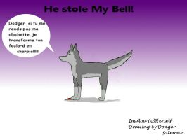 He Stole my Bell by RMPSI