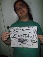 The ''You're Beautiful'' Project by CelineDGD