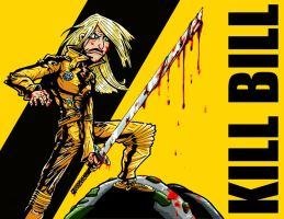KILL BILL by drull