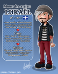 Meet the Artist by Lukael-Art