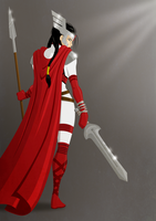 Lady Sif by payno0