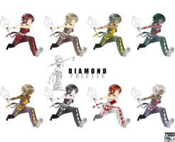 DiamondPalette by Robato