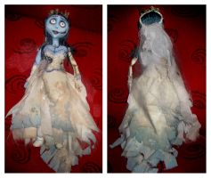 Corpse Bride Doll by RohanElf