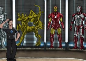 IRON MAN - There's something strange! by ToreTheCimmerian