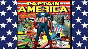 Classic Captain America wp by SWFan1977