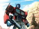 Optimus Prime - Original by UdonCrew