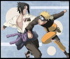 poster naruto shippuden by zuuchan