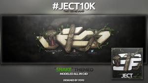 Ject Revamp. by YoyoFX