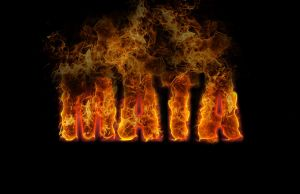 Fire text effect 2 by Player-Designer
